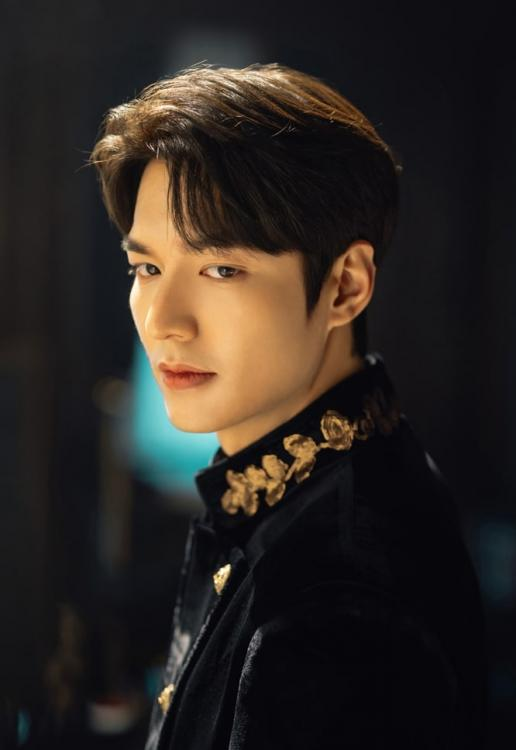 Lee Min-ho played Lee Gon, ruler of the Kingdom of Corea, in The King: Eternal Monarch.