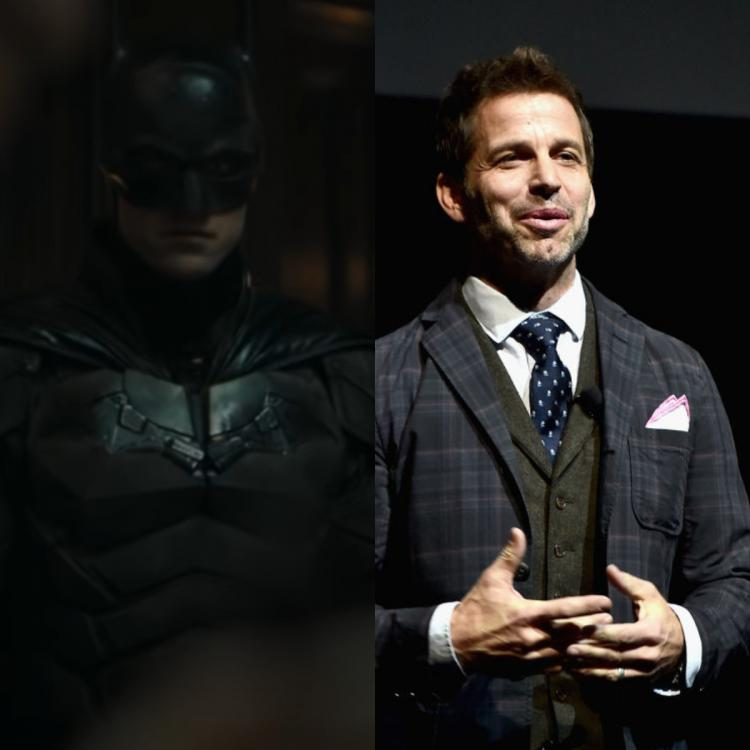 The Batman: Zack Snyder sent THIS text to Matt Reeves ...