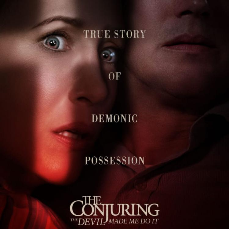 The Conjuring: The Devil Made Me Do It drops its FIRST trailer