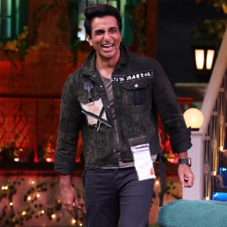 The Kapil Sharma Show: Sonu Sood to grace the first episode & talk about migrant workers; See PICS