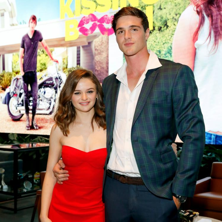 Joey King confessed that she learned a lot from Jacob Elordi back when they were dating.
