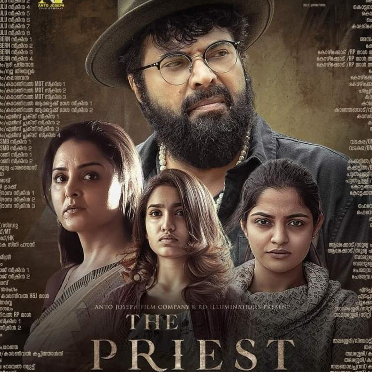 The Priest Movie Twitter Review