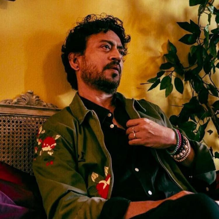 Anup Singh talks about Irrfan Khan & The Song of Scorpions
