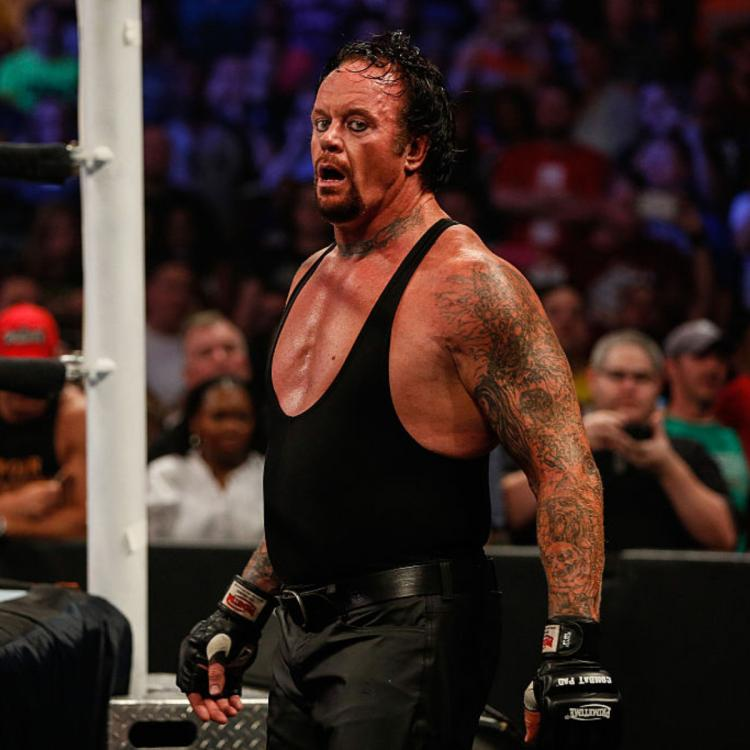 The Undertaker marveled upon how WWE has come so far.