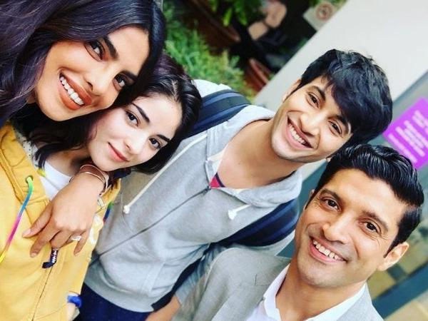 Priyanka Chopra Jonas boosted his morale on the sets of The Sky is Pink REVEALS Rohit Saraf