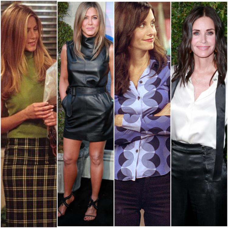 Then vs Now: Jennifer Aniston to Courtney Cox, Matt LeBlanc: How the Friends stars look like now? See Photos
