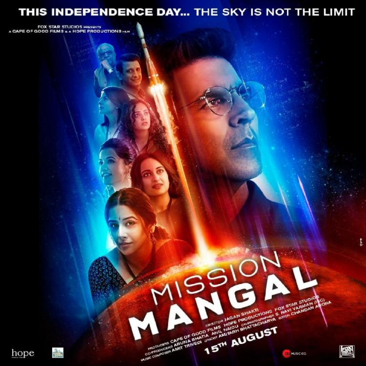 Mission Mangal Box Office Collection Day 11: Akshay Kumar starrer gets a boast on its second Saturday