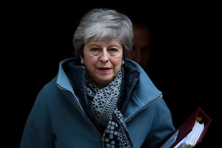 Theresa May REVEALS England's World Cup win has helped the nation fall in love with the sport once again