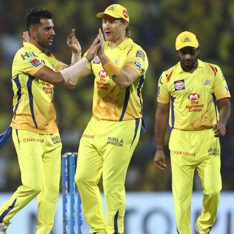 Three member of CSK contingent test positive for COVID 19