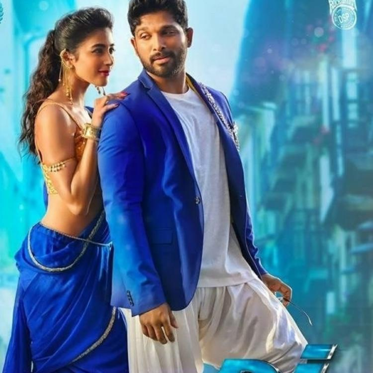 Three years of Duvvada Jagannadham Allu Arjun gets nostalgic as he thanks the cast and crew of the film