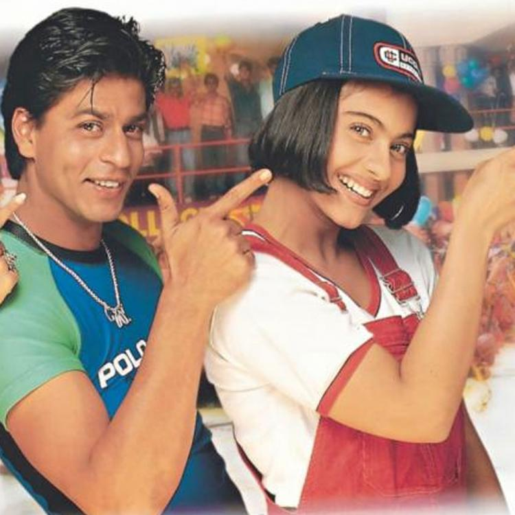 Throwback: Did you know Kajol suffered a memory loss on the sets of Shah Rukh Khan starrer Kuch Kuch Hota Hai?
