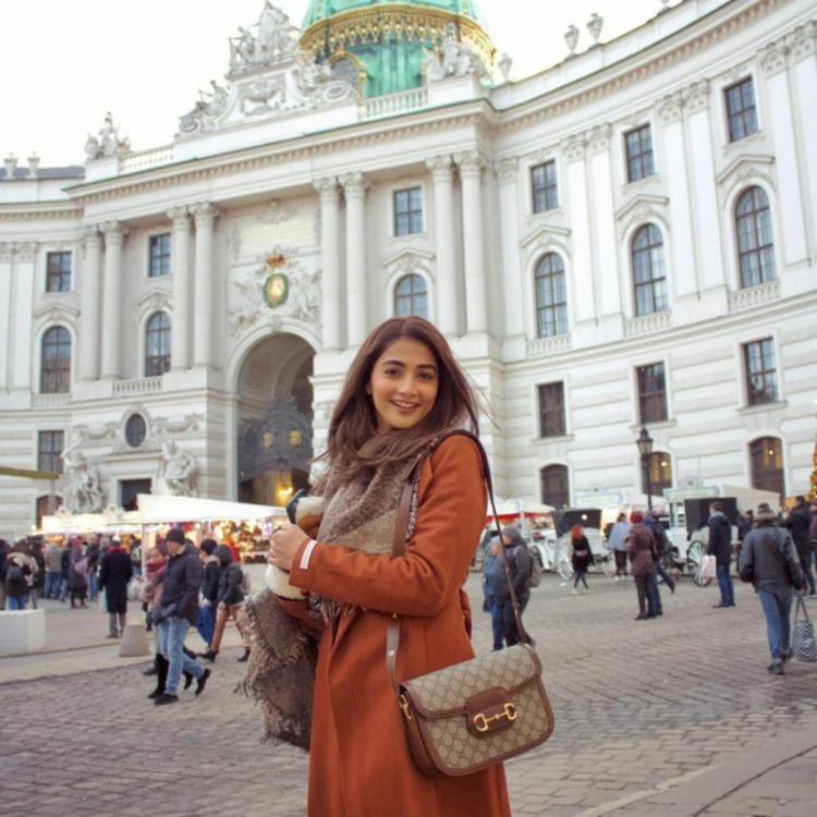 Pooja Hegde misses 'roaming freely without mask'; Shares throwback photo from her vacation
