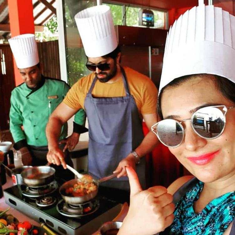 Throwback Thursday: When KGF star Yash turned chef for wife Radhika Pandit during their vacation