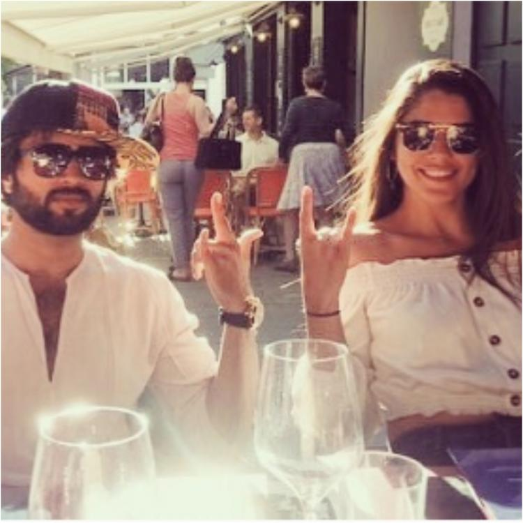 THROWBACK: When Izabelle Leite shared cute pics with Vijay Deverakonda and called herself 'lucky'