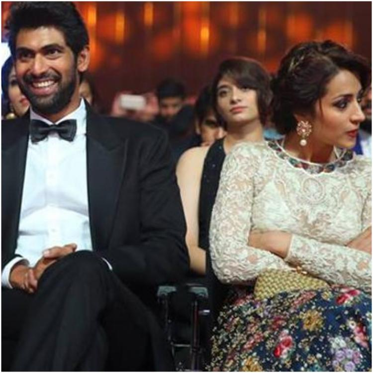 Throwback: When Rana Daggubati OPENED UP about his ex Trisha getting engaged to a businessman