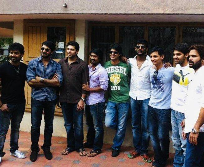 THROWBACK: When Vishal, Arya, Jayam Ravi, Jiiva and others posed for a star studded picture post Eid lunch