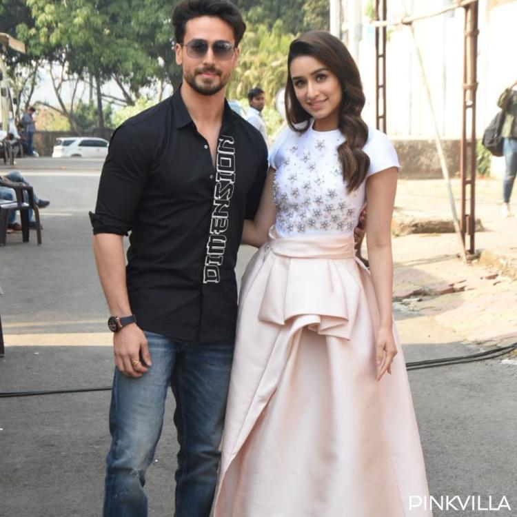 PHOTOS: Tiger Shroff and Shraddha Kapoor make us skip a heartbeat with their swag during Baaghi 3 promotions