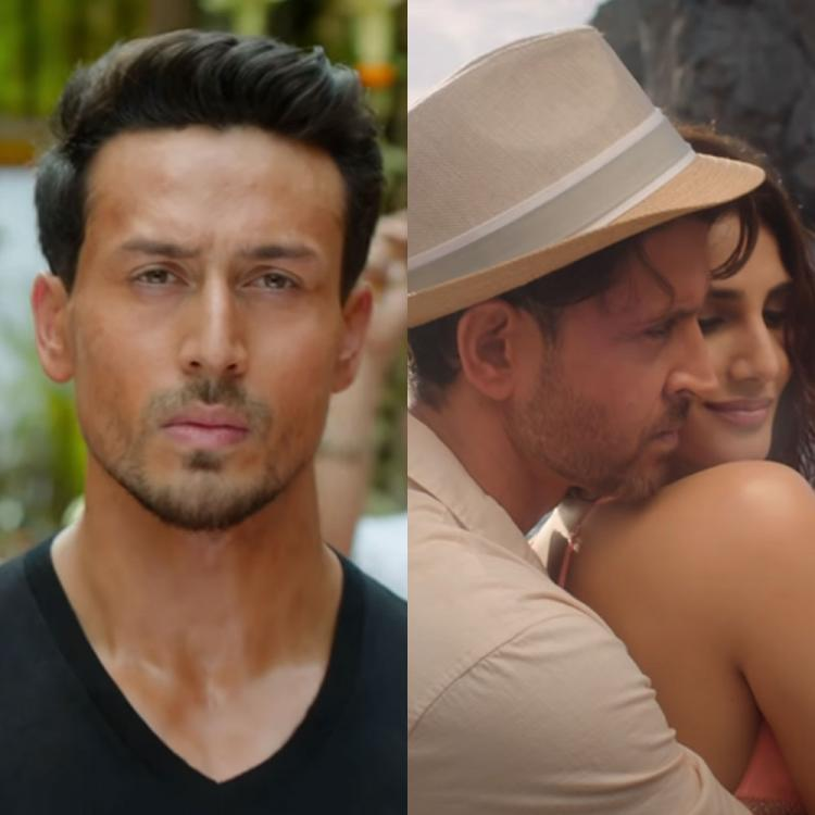 Tiger Shroff hopes to be a part of Hrithik Roshan's War sequel; Ready to be background dancer in Ghungroo 2.0