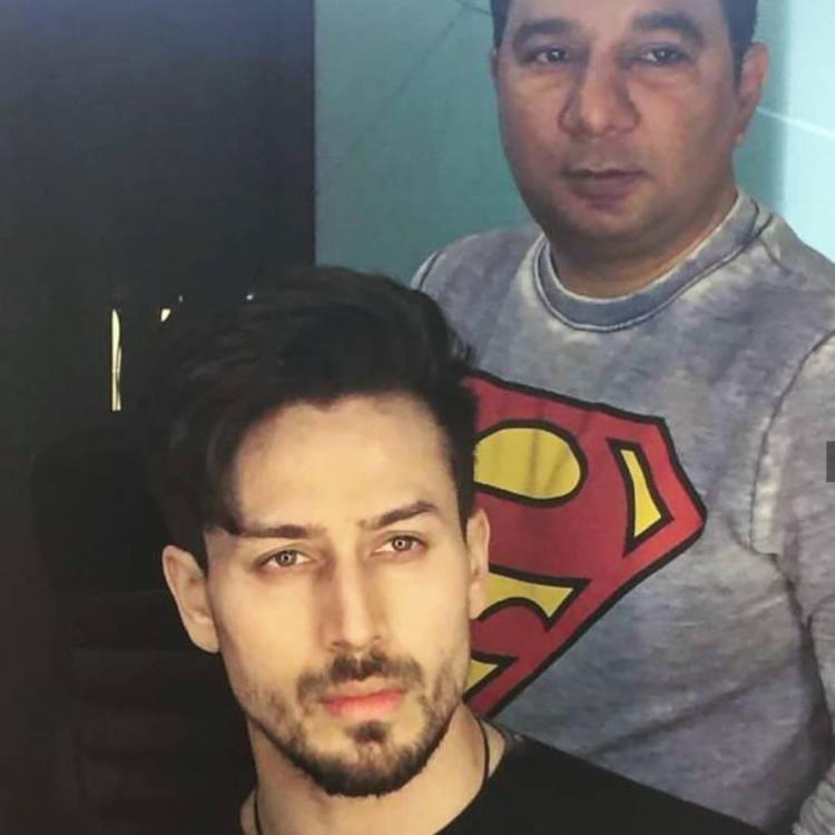 Tiger Shroff and Baaghi 3 director Ahmed Khan pose for a perfect picture; Check it out