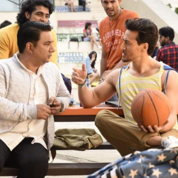 Tiger Shroff pens special birthday note for Baaghi 3 director Ahmed Khan; Wishes him happiness & blockbusters