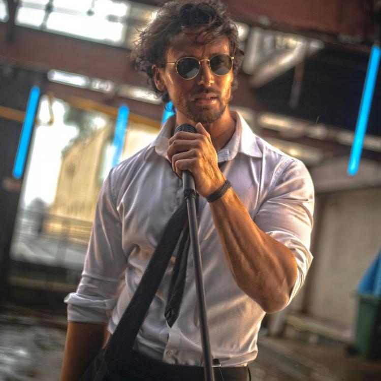 Tiger Shroff releases debut song as a singer