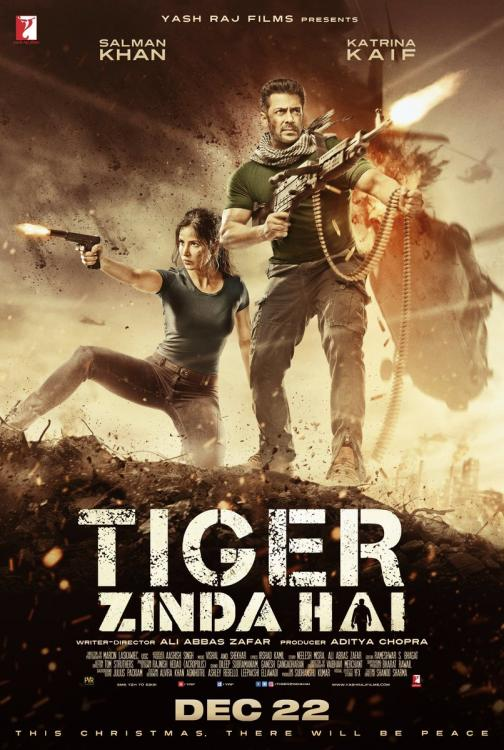 Reviews,Tiger Zinda Hai Movie Review
