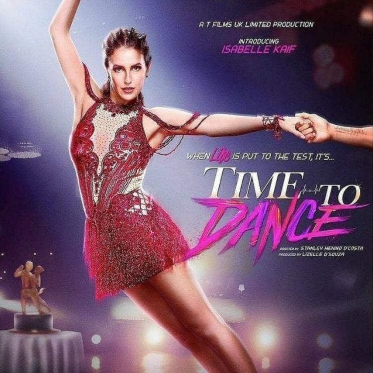 Time to Dance first look OUT: Isabella Kaif and Sooraj Pancholi starrer all  set to release on March 12 | PINKVILLA