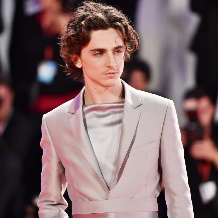 Timothee Chalamet says he has a lot to learn about acting