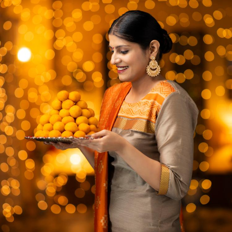Healthy Diet in Diwali