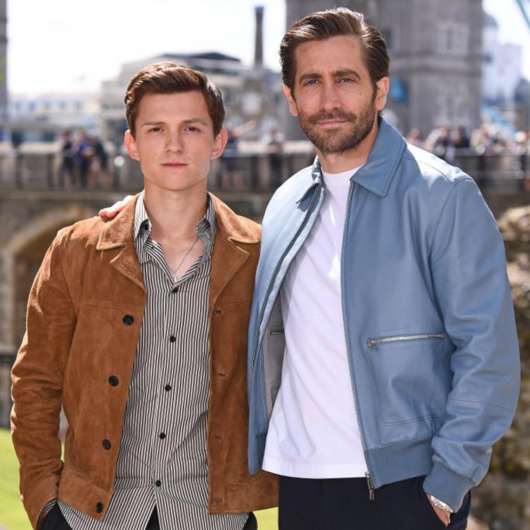 Spider Man: Far From Home actors Tom Holland and Jake Gyllenhaal took 50 TAKES for this simple shot