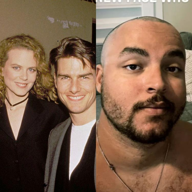 Tom Cruise and Nicole Kidman's son Connor Cruise debuts major makeover look in RARE photo.