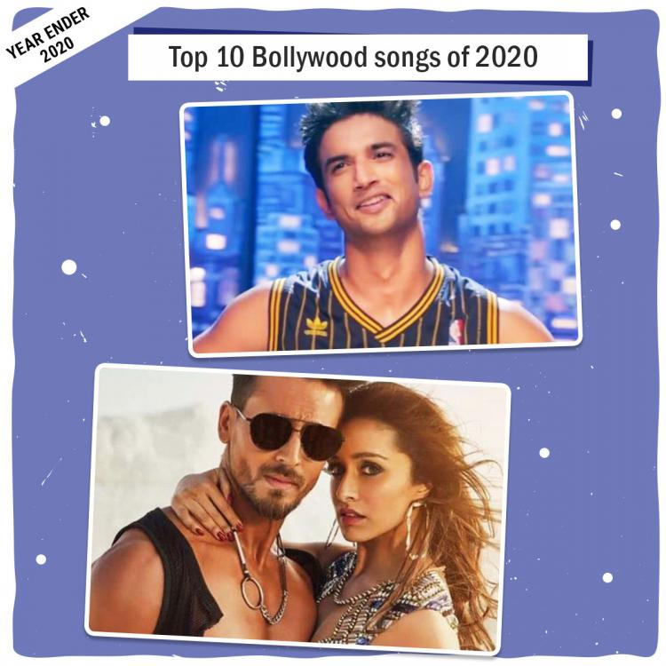 Bye Bye 2020: Dil Bechara to Dus Bahane 2.0; Top 10 Bollywood songs of the year
