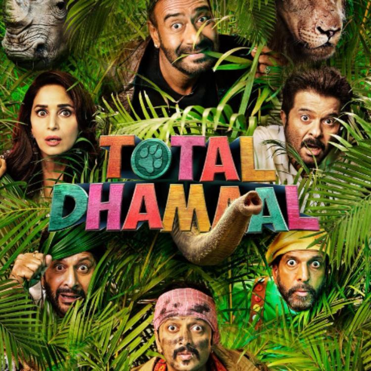 Total Dhamaal Movie Review: Ajay Devgn, Anil Kapoor & Madhuri Dixit starrer is ironically short on laughs