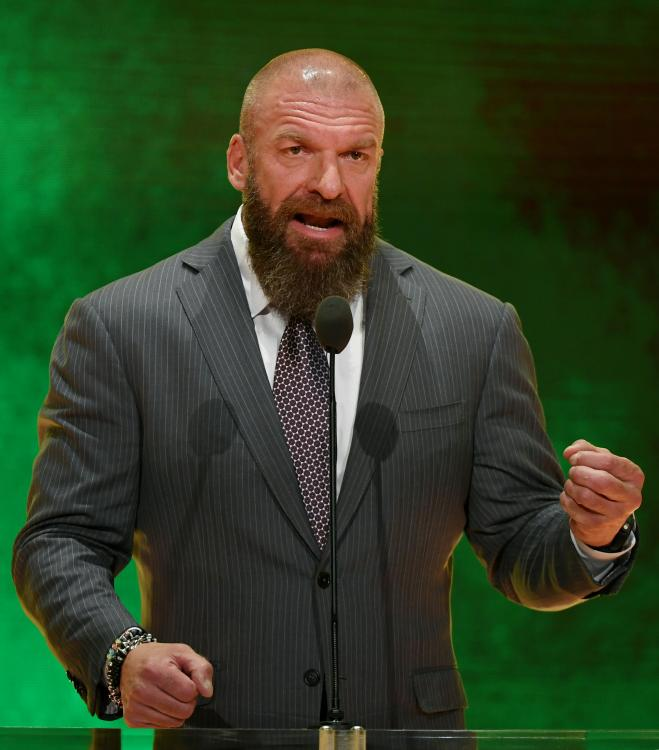 Triple H would welcome CM Punk and AJ Lee back to WWE if it works out for them as well as the wrestling company.