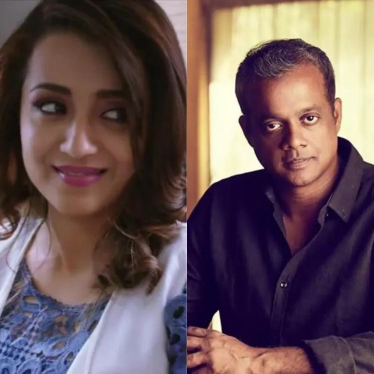 Trisha Krishnan takes online 'filming lessons' from Gautham Menon and can't wait to show it to her fans; Watch