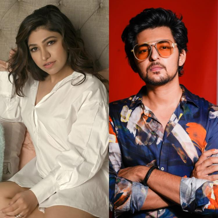 Tulsi Kumar and Darshan Raval collaborate for T Series' soulful, romantic track Tere Naal