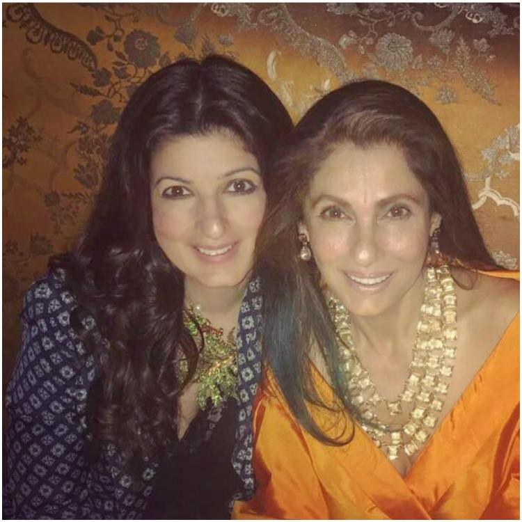 WATCH: Twinkle Khanna's birthday post for mom Dimple Kapadia proves the actress is ageing like fine wine