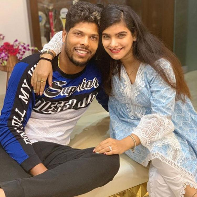 Cricketer Umesh Yadav announces the arrival of his baby girl; Says 'So thrilled that you are here'