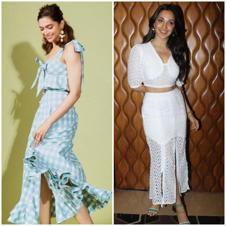 Deepika Padukone to Kiara Advani: B-Town divas who looked ultra-glam in a co-ord set