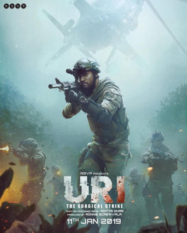 Uri The Surgical Strike Mid Movie Review: Vicky Kaushal's performance is the highlight so far