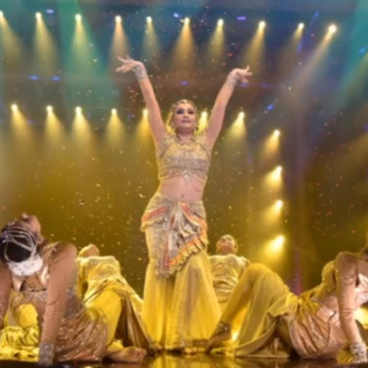 Nach Baliye 9: Urvashi Dholakia gives a sneak peek of her solo performance this weekend; WATCH Video