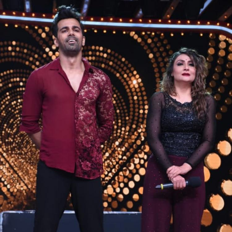 Nach Baliye 9: Urvashi Dholakia breaks down on the sets of the show; Here's why