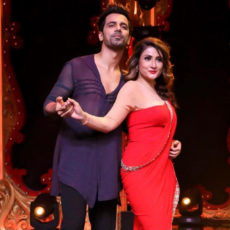 Nach Baliye 9's Urvashi Dholakia: After getting a standing ovation from almost 300 people, we got eliminated