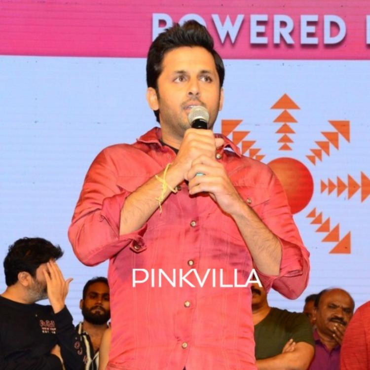 Bheeshma: Nithiin calls Trivikram Srinivas as the 'torchbearer' at the film's pre release event; Here's Why