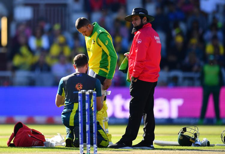 Australian batsman Usman Khawaja to miss remaining part of World Cup due to injury