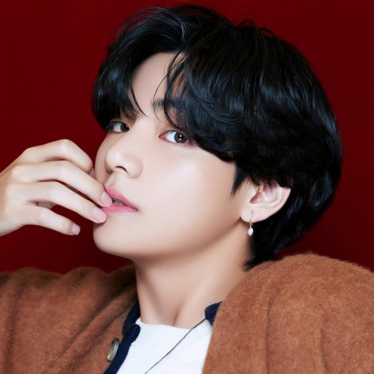 V's concept photo for BE.