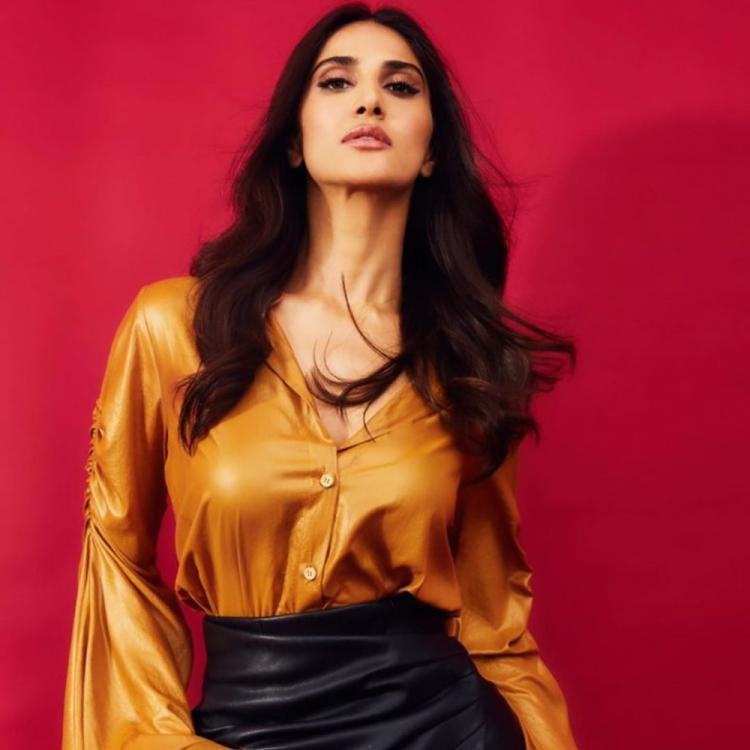 Vaani Kapoor is all excited to shoot for Bell Bottom looking like an Eighties Queen