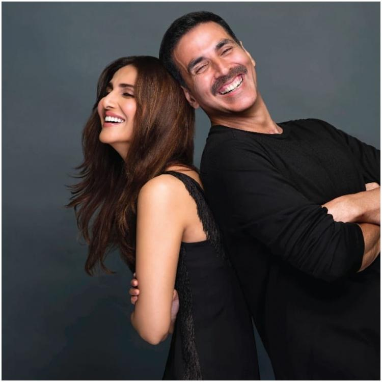 Vaani Kapoor joins Akshay Kumar for Bell Bottom as the lead; Says 'Super Thrilled & Excited for this one'