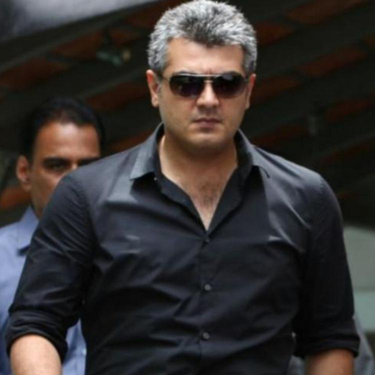 Thala Ajith's upcoming film Valimai to have a theme song by composer Yuvan Shankar Raja?