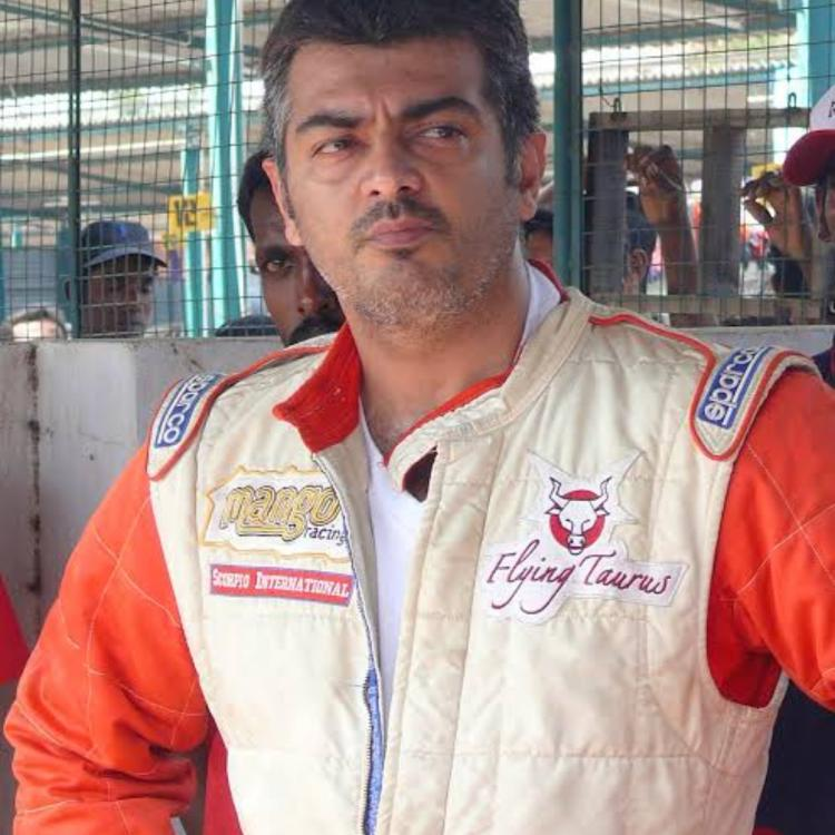 Valimai: Ajith suffers injuries while performing a bike stunt in Chennai